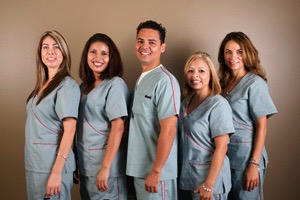 Back-office staff at Personal Dental Office in Los Angeles CA
